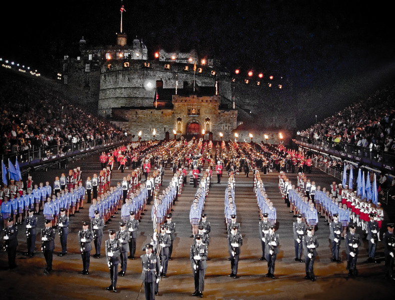 The 2004 Edinburgh Military Tattoo