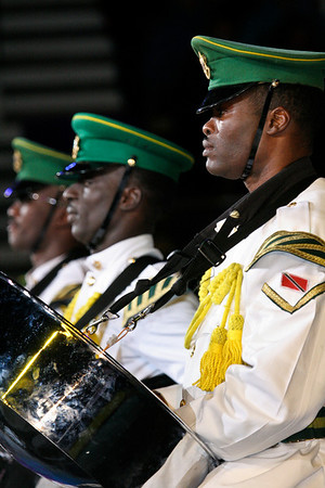 Trinadad & Tobago Defence Force Steel  Orchestra
