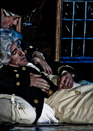 Kiss me, Hardy -  Battle of Trafalgar, 21st October 1805