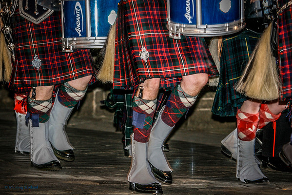Kilts and Spats