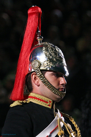 Cavalry  Member of the Mounted Band of the Blues & Royals