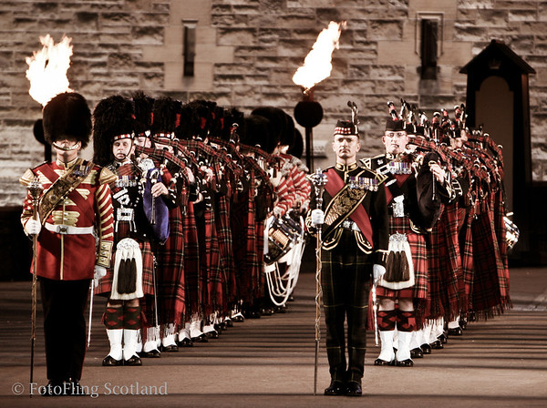 Edinburgh Military Tattoo 2008