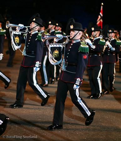KIng's Guards Band of Norway