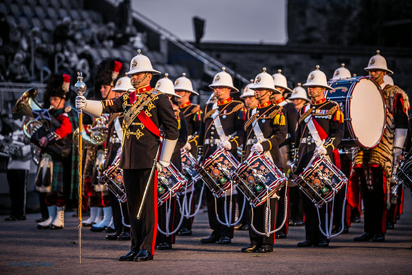 The Band of The Royal Marines