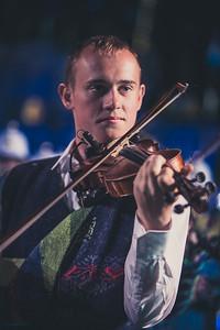 Friday 1 August: HjaltiBonhoga - Shetland Fiddler