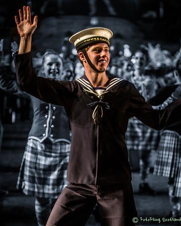 The Dancing Sailor