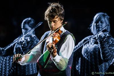 Shetland Fiddler - Tommy Carroll