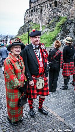 Sir Malcolm & Lady MacGregor