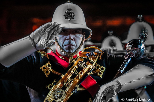 The Massed Bands of Her Majesty's Royal Marines