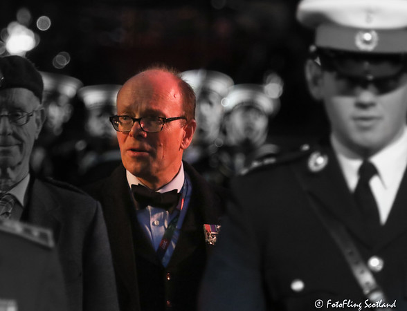Brigadier David Allfrey, Chief Executive and Producer of The Royal Edinburgh Military Tattoo