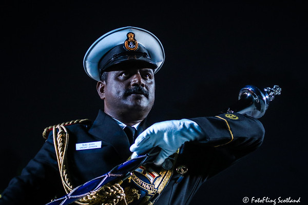 Drum Major, Indian Naval Band
