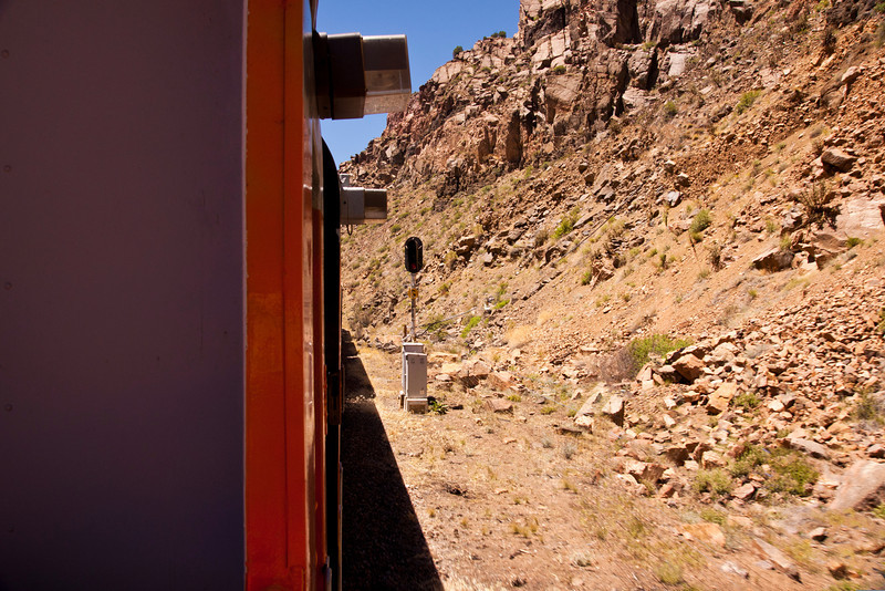Canyon  with Train 5