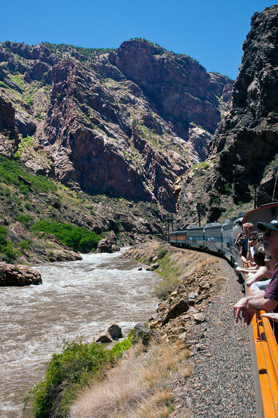 Canyon Two with Train_2