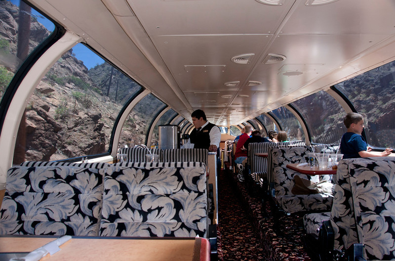 Dome & Dining Car 2