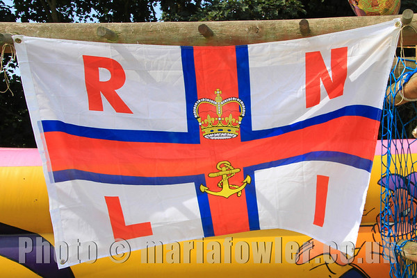 Royal Oak Charity Fun Day in aid of Harwich RNLI