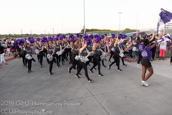 2019 CRHS Homecoming Parade-15