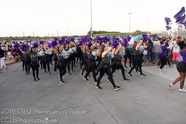 2019 CRHS Homecoming Parade-17