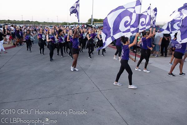 2019 CRHS Homecoming Parade-8