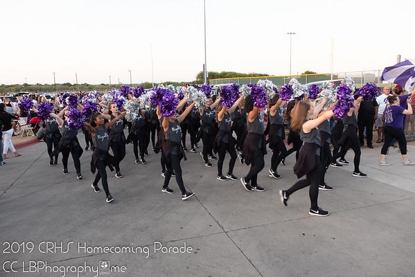 2019 CRHS Homecoming Parade-19