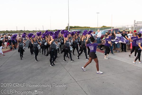 2019 CRHS Homecoming Parade-12
