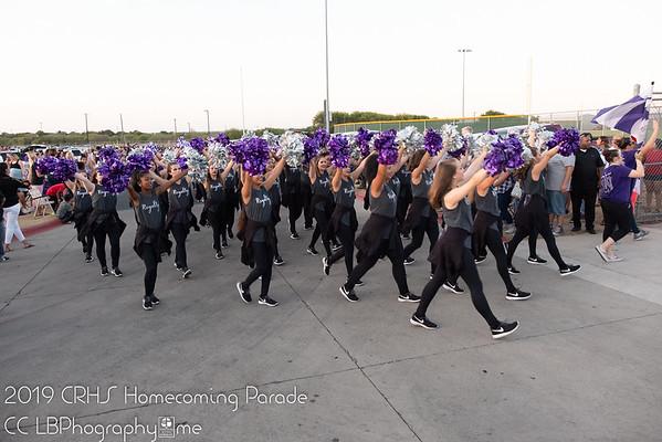 2019 CRHS Homecoming Parade-18