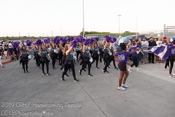 2019 CRHS Homecoming Parade-13