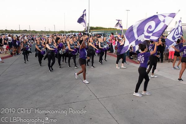2019 CRHS Homecoming Parade-10