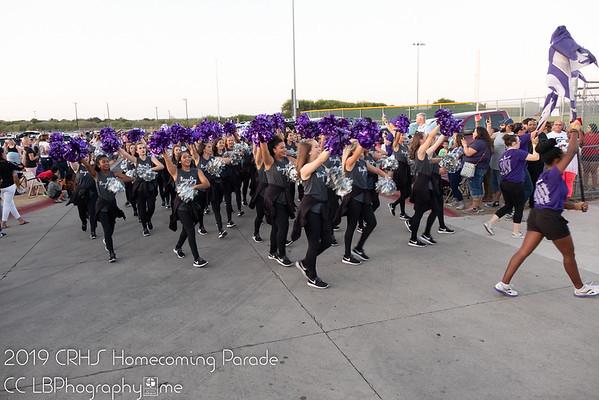 2019 CRHS Homecoming Parade-16