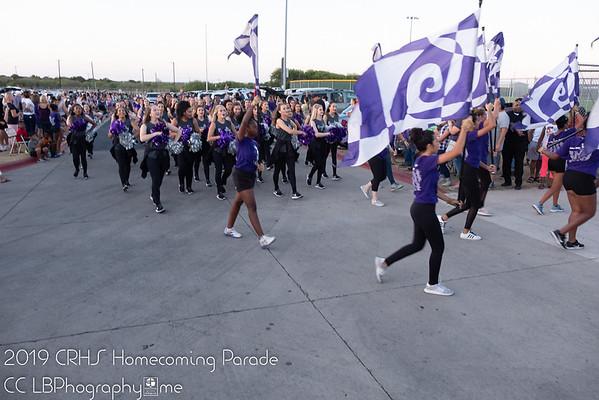 2019 CRHS Homecoming Parade-9