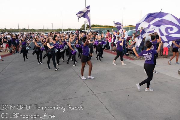 2019 CRHS Homecoming Parade-11