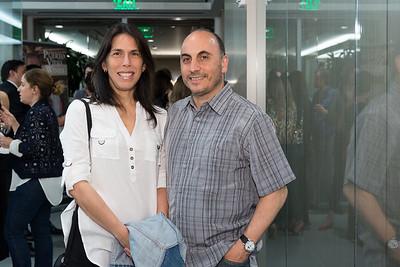 Patricia Astorga, Andrés Hirmas