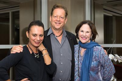 Irena Gapkovska, Nicholas Thaw, Tina Salvesen