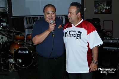 Ruben Valencia's Fundraiser 2014