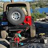 Jeep-Doktor macht Hausbesuch in der Wildnis