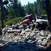 it's pretty rocky right before Winter Camp