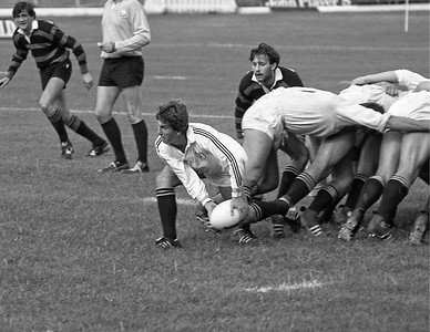Archive - General Rugby (B&W)