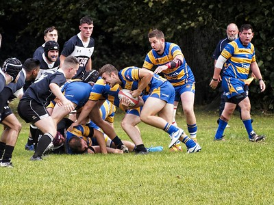 Druids v Pill Harriers