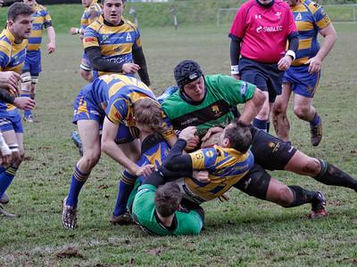 Monmouth 6 Caerleon 14