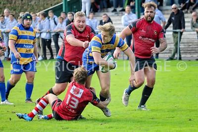 Monmouth First v Penybanc