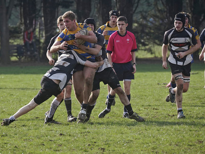 Monmouth Youth v Luctonians Youth