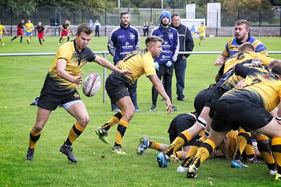Monmouth v Talywain RFC