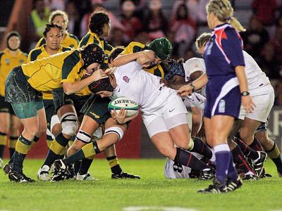 WRWC 2010 SF England v Australia