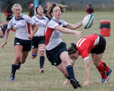 U20's Nations Cup Brunel University USA v Wales