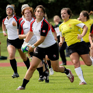 Under 20s Nations Cup Playoffs: Canada v Wales