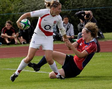 USA v England Final