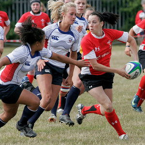 U20's Nations Cup Brunel University USA v Wales
