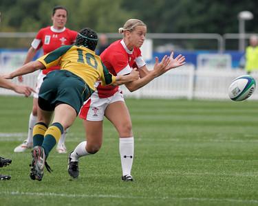 WRWC 2010 Pool A Match Wales v Australia