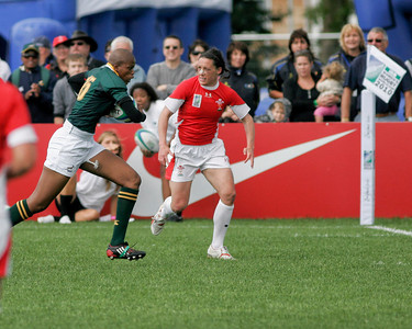 WRWC 2010 Pool A Match Wales v South Africa