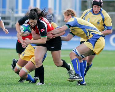 WRWC 2010 Pool C Match Canada v Sweden
