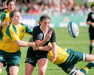 WRWC 2010 Pool A Match New Zealand v Australia; Rebecca Mahoney